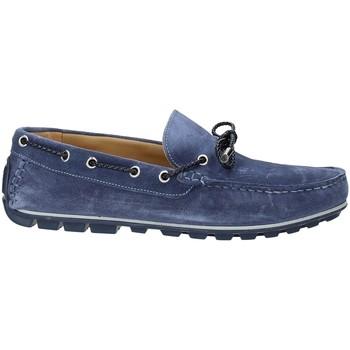 Boty Muži Mokasíny Rogers 700 Modrý