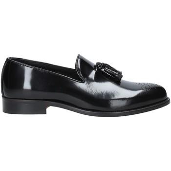 Boty Muži Mokasíny Rogers 603 Černá