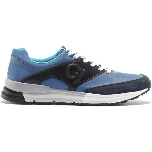 Boty Muži Nízké tenisky Gaudi V91-66860 Modrý