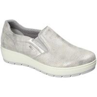 Boty Ženy Street boty Enval 3268011 Stříbrný