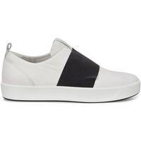 Boty Ženy Street boty Ecco 44067301007 Bílý