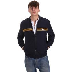Textil Muži Bundy Antony Morato MMCO00641 FA600101 Modrý