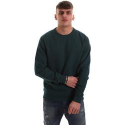 Textil Muži Mikiny Navigare NV21009 Zelený