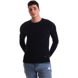 Textil Muži Svetry Gaudi 921BU53036 Modrý