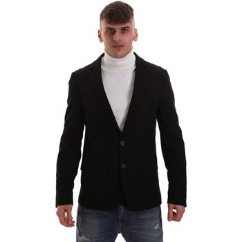 Textil Muži Saka / Blejzry Antony Morato MMJA00407 FA100130 Černá