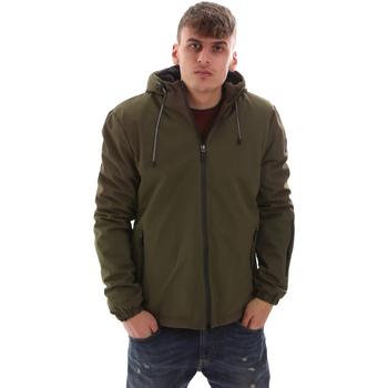 Textil Muži Bundy Invicta 4431570/U Zelený