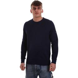 Textil Muži Svetry Navigare NV10221 30 Modrý