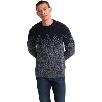 Textil Muži Svetry Superdry M6100004A Modrý