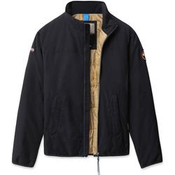 Textil Muži Bundy Napapijri NP000ITI1761 Modrý