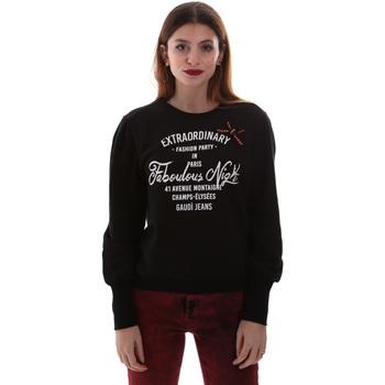 Textil Ženy Mikiny Gaudi 921BD64029 Černá