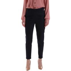 Textil Ženy Mrkváče Gaudi 921BD25023 Modrý