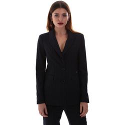 Textil Ženy Saka / Blejzry Gaudi 921BD35027 Modrý