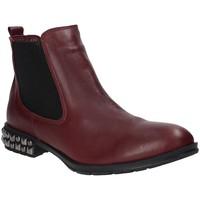 Boty Ženy Polokozačky Bueno Shoes 9M3402 Červené