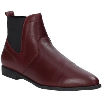 Boty Ženy Polokozačky Bueno Shoes 9P0708 Červené