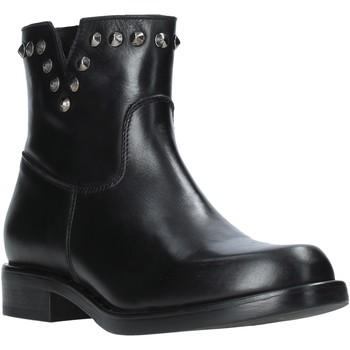 Boty Ženy Kotníkové boty Pregunta IBO4023-BV Černá