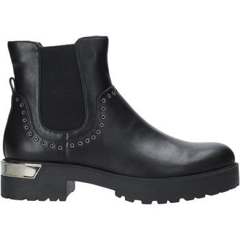 Boty Ženy Kotníkové boty Gattinoni PINJN0903W Černá