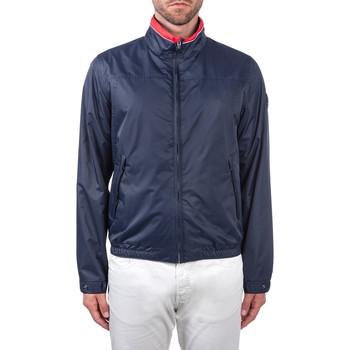 Textil Muži Teplákové bundy Navigare NV67063 Modrý