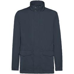 Textil Muži Bundy Geox M0220N T2600 Modrý
