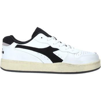 Boty Muži Nízké tenisky Diadora 501175757 Černá
