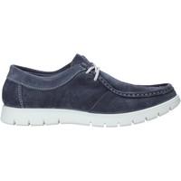 Boty Muži Mokasíny IgI&CO 5115500 Modrý