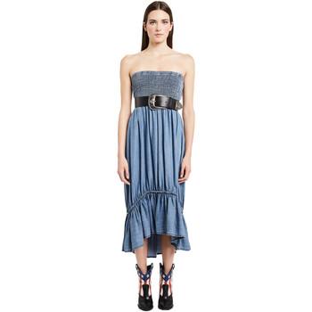 Textil Ženy Společenské šaty Denny Rose 011ND16002 Modrý