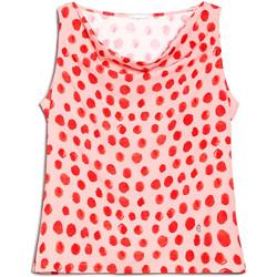 Textil Ženy Halenky / Blůzy NeroGiardini E062810D Růžový