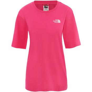 Textil Ženy Krátké šaty The North Face NF0A4CESWUG1 Růžový