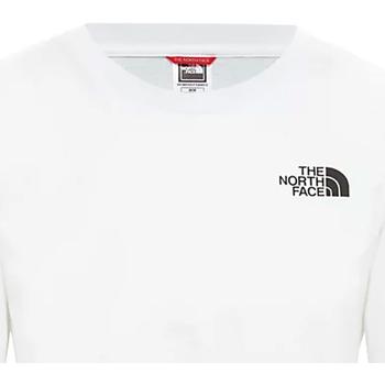 Textil Ženy Trička s krátkým rukávem The North Face NF0A4CESFN41 Bílý