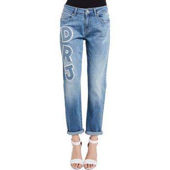 Textil Ženy Rifle Denny Rose 011ND26013 Modrý