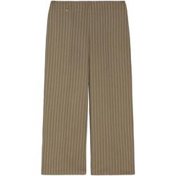 Textil Ženy Turecké kalhoty / Harémky NeroGiardini E060151D Zelený
