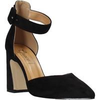 Boty Ženy Lodičky Grace Shoes 962G002 Černá