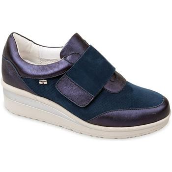 Boty Ženy Street boty Valleverde V20370 Modrý