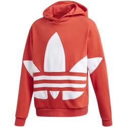 Textil Děti Mikiny adidas Originals FS1856 Červené