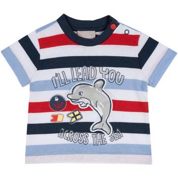 Textil Děti Trička s krátkým rukávem Chicco 09006876000000 Modrý