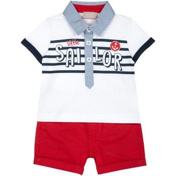 Textil Děti Set Chicco 09076394000000 Bílý