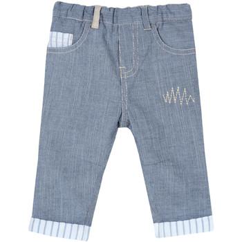 Textil Děti Kapsáčové kalhoty Chicco 09008117000000 Modrý