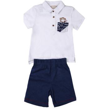 Textil Děti Set Chicco 09076417000000 Modrý