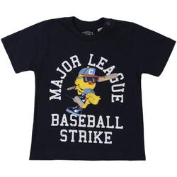 Textil Děti Trička s krátkým rukávem Chicco 09006918000000 Modrý