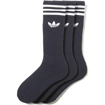 Spodní prádlo  Ponožky adidas Originals S21490 Černá