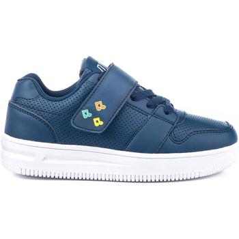 Boty Děti Nízké tenisky Lumberjack SB81211 001 V66 Modrý