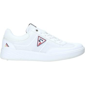 Boty Muži Nízké tenisky Navigare NAM018030 Bílý