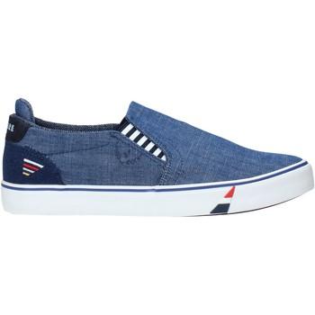 Boty Muži Street boty Navigare NAM010006 Modrý