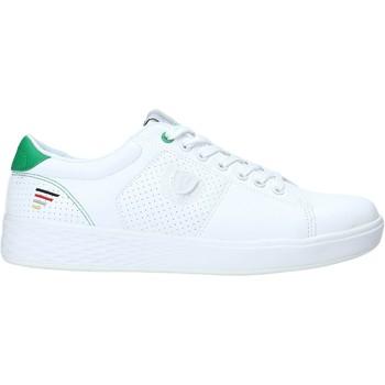 Boty Muži Nízké tenisky Navigare NAM018015 Bílý