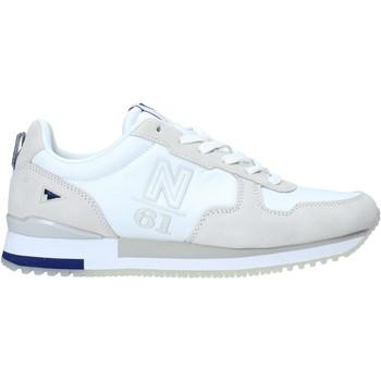 Boty Muži Nízké tenisky Navigare NAM013532 Bílý