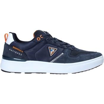 Boty Muži Nízké tenisky Navigare NAM018307 Modrý