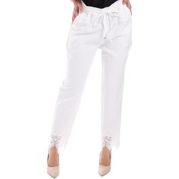 Textil Ženy Mrkváče Gaudi 011FD25011 Bílý