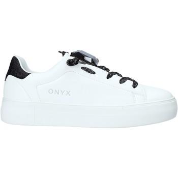 Boty Ženy Nízké tenisky Onyx S20-SOX701 Černá
