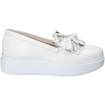 Boty Ženy Street boty Exton E01 Bílý