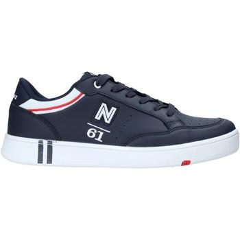 Boty Muži Nízké tenisky Navigare NAM018110 Modrý