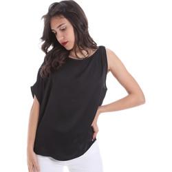Textil Ženy Halenky / Blůzy Gaudi 011FD45057 Černá